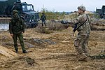 The Longest Day, Dog Company builds with sand during Exercise Engineer Thunder 150909-A-FJ979-002.jpg