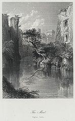 The Moat, Raglan Castle