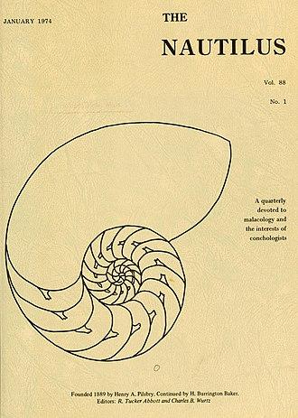 The Nautilus (journal) - Image: The Nautilus 88