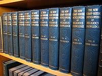 Schaff-Herzog Encyclopedia of Religious Knowledge cover