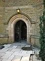 The Parish Church of St Leonard, Balderstone, Doorway - geograph.org.uk - 1218817.jpg