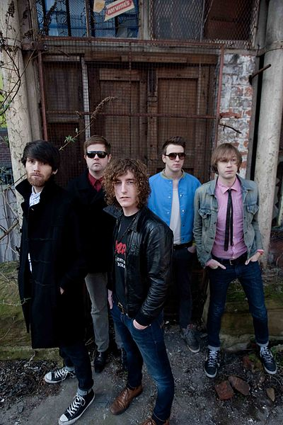 Picture of a band or musician: The Pigeon Detectives