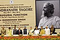 The Prime Minister, Dr. Manmohan Singh at the inaugural function of 150th Birth Anniversary commemorations of Rabindranath Tagore, in New Delhi on May 07, 2011 (2).jpg