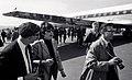 The Rolling Stones ankommer Fornebu i 1965.jpg