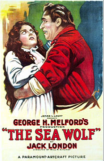 <i>The Sea Wolf</i> (1920 film) 1920 film by George Melford