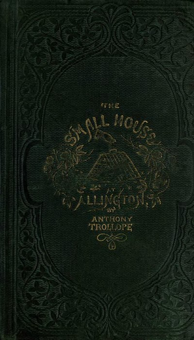 The Small House at Allington Vol 1.djvu