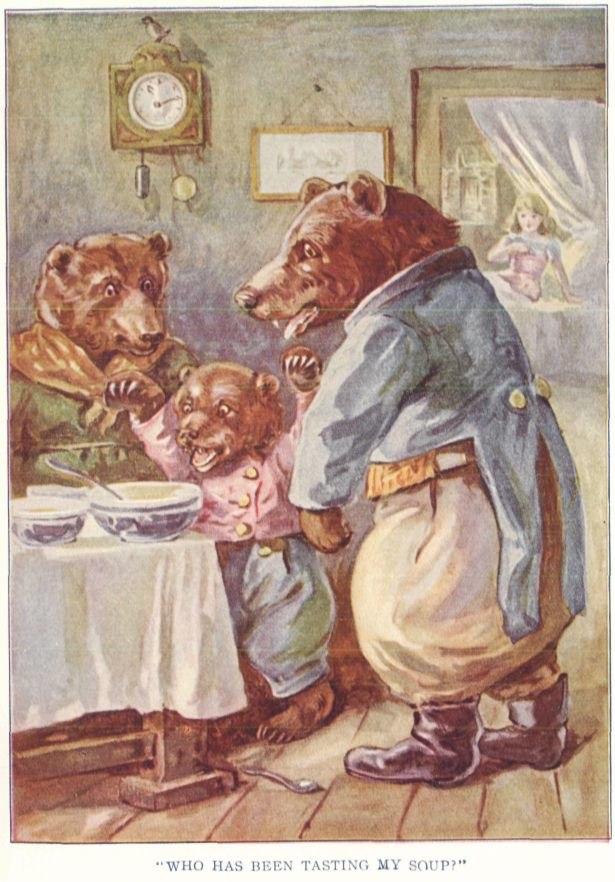 The Three Bears - Project Gutenberg etext 19993