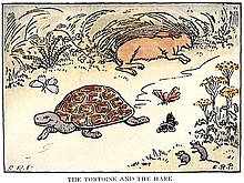 The Tortoise and the Hare - Project Gutenberg etext 19993.jpg