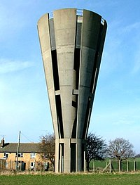 The Water Tower at Tonwell - geograph.org.uk - 131300.jpg