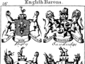 The arms of the nobility, of England, Scotland and Ireland, brought down to the year 1778 Fleuron T118793-20.png