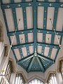 The beautiful ceiling within the Lady Chapel, Guildford Cathedral - geograph.org.uk - 1152453.jpg