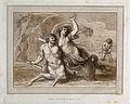 The centaur Nessus carrying off Deianeira. Etching with aqua Wellcome V0048213.jpg