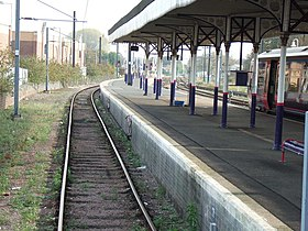 The end of the line - geograph.org.uk - 1561091.jpg