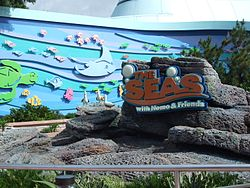 The entrance to 'The Seas With Nemo & Friends' at Epcot.jpg
