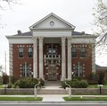 The former governors' mansion, known locally as the Historic Governors' Mansion, in Wyoming's capital, Cheyenne LCCN2015632917.tif