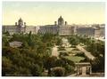 The public garden, Vienna, Austro-Hungary-LCCN2002708411.tif