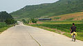 The road from Wonsan to Mt Kumgang. (15053830478).jpg