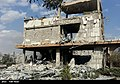 The ruins of the American missile attack on Syria 17.jpg