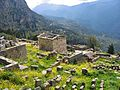 The sanctuary of Apollo in Delphi - panoramio (2).jpg