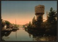 The water tower, Delft, Holland-LCCN2001698775.tif