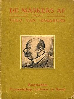Theo van Doesburg De maskers af!.jpg