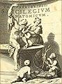 Theodori Kerckringii, Doctoris medici Opera omnia anatomica - continentia Specilegium anatomicum, Osteogeniam foetuum, nec non Anthropogeniae ichnographiam - accuratissimis figuris aeri incisis (14801484283).jpg