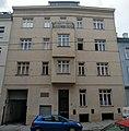 Theresiengasse 11, Währing, Gebäude Frontal Panorama.jpg