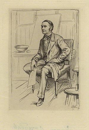 Thomas Annandale - Thomas Annandale, 1884 engraving