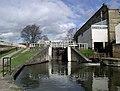 Three Rise Lock, Bingley - geograph.org.uk - 353125.jpg