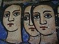 Three faces on a Wall in Bahar Dar.jpg