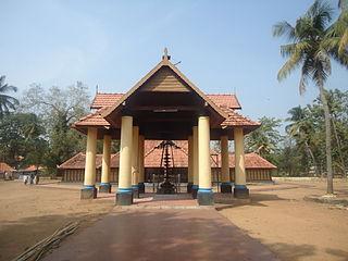 Thrikkakara Temple