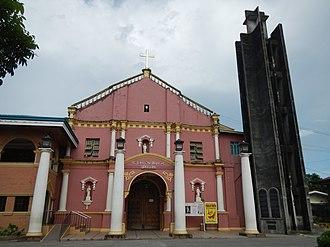 Tiaong - Image: Tiaong Churchjf 1513 01