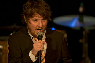 Tim Key English comedian