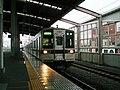 Tobu 10000 11665F at Koshigaya Station.JPG