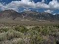 Toiyabe Range, S.R. 376, North of Carvers, Nevada (2) (2716041536).jpg