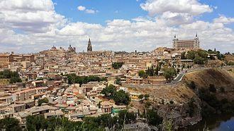 Toledano - The city of Toledo, Spain where the Toledano family name originated.