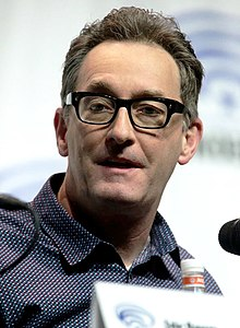 Tom Kenny & Yuri Lowenthal (26231588147) (cropped).jpg