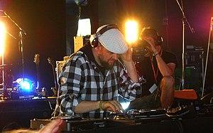 Tom Middleton - Tom Middleton at Glastonbury Festival 2009