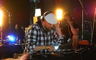 Tom Middleton British musician