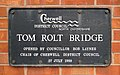 Tom Rolt Bridge plaque road.jpg
