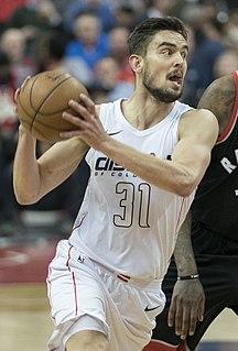 Tomáš Satoranský Czech basketball player