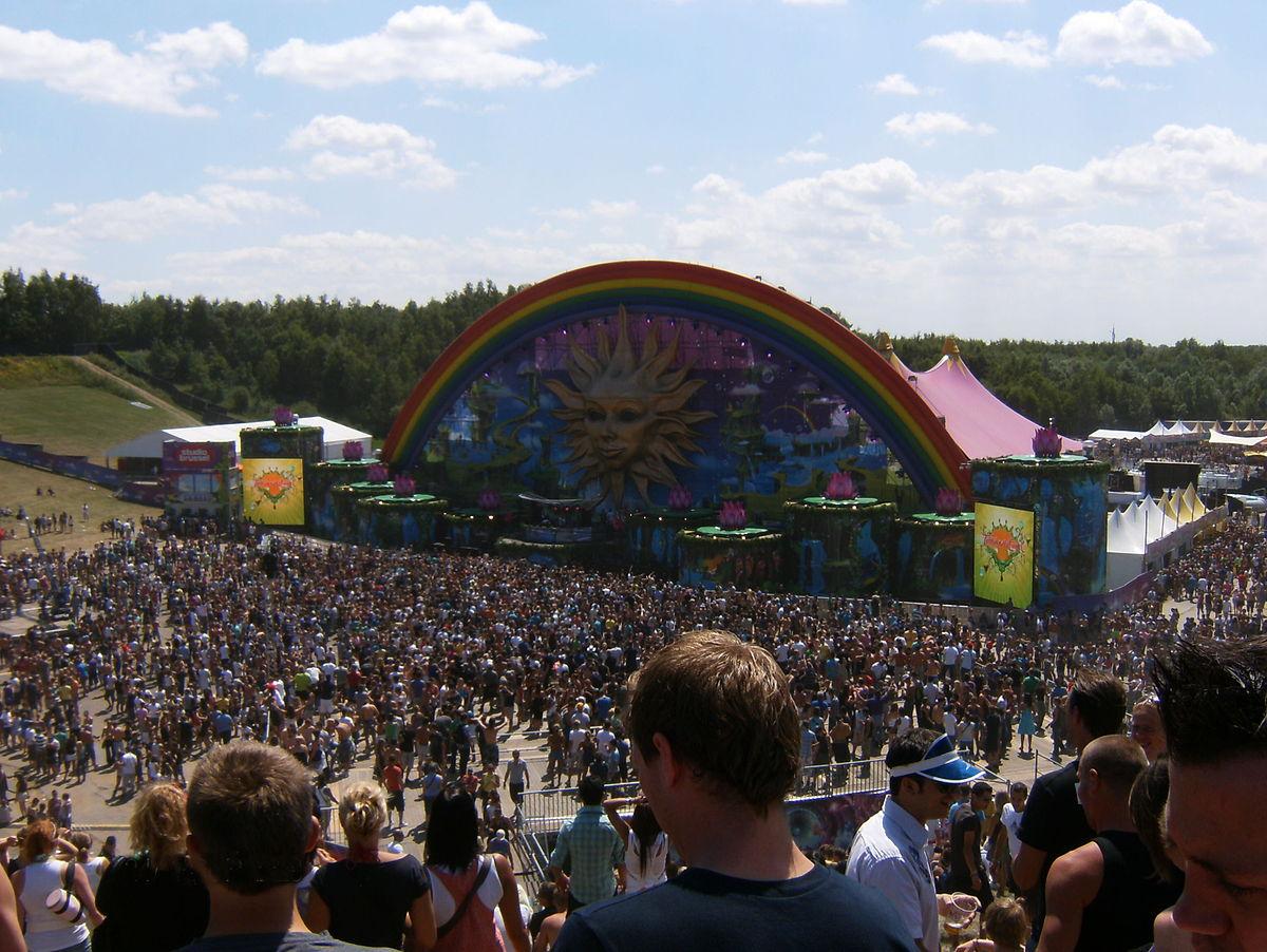 Tomorrowland Festival Wikipédia