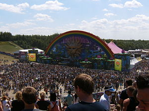 Tomorrowland (festival) - Tomorrowland 2010