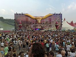 Tomorrowland, 2008