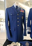 Tony McPeak service dress - Evergreen Aviation & Space Museum - McMinnville, Oregon - DSC00685.jpg