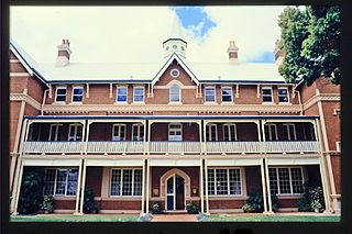 Toowoomba Grammar School buildings