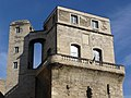 Torre de la Babòta (Montpeller) - Vista frontal superior esquerra.jpg
