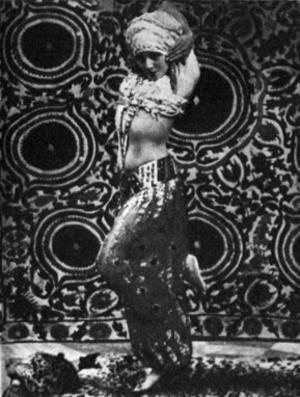 Carmen Tórtola Valencia - Carmen Tórtola Valencia (1915)
