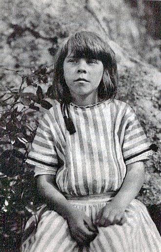 Tove Jansson - Tove Jansson in 1923