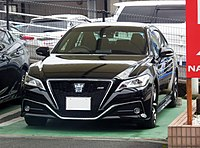Toyota CROWN 3.5 HYBRID RS Advance (6AA-GWS224-AEXAB) front.jpg